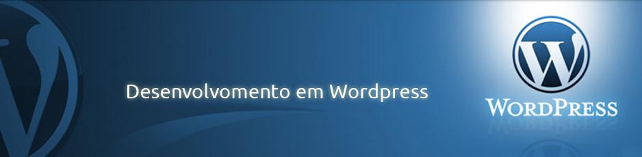 Desenvolvimento com WordPress
